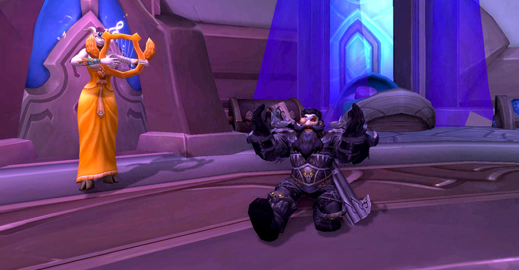 warcraft how to get you your class hall
